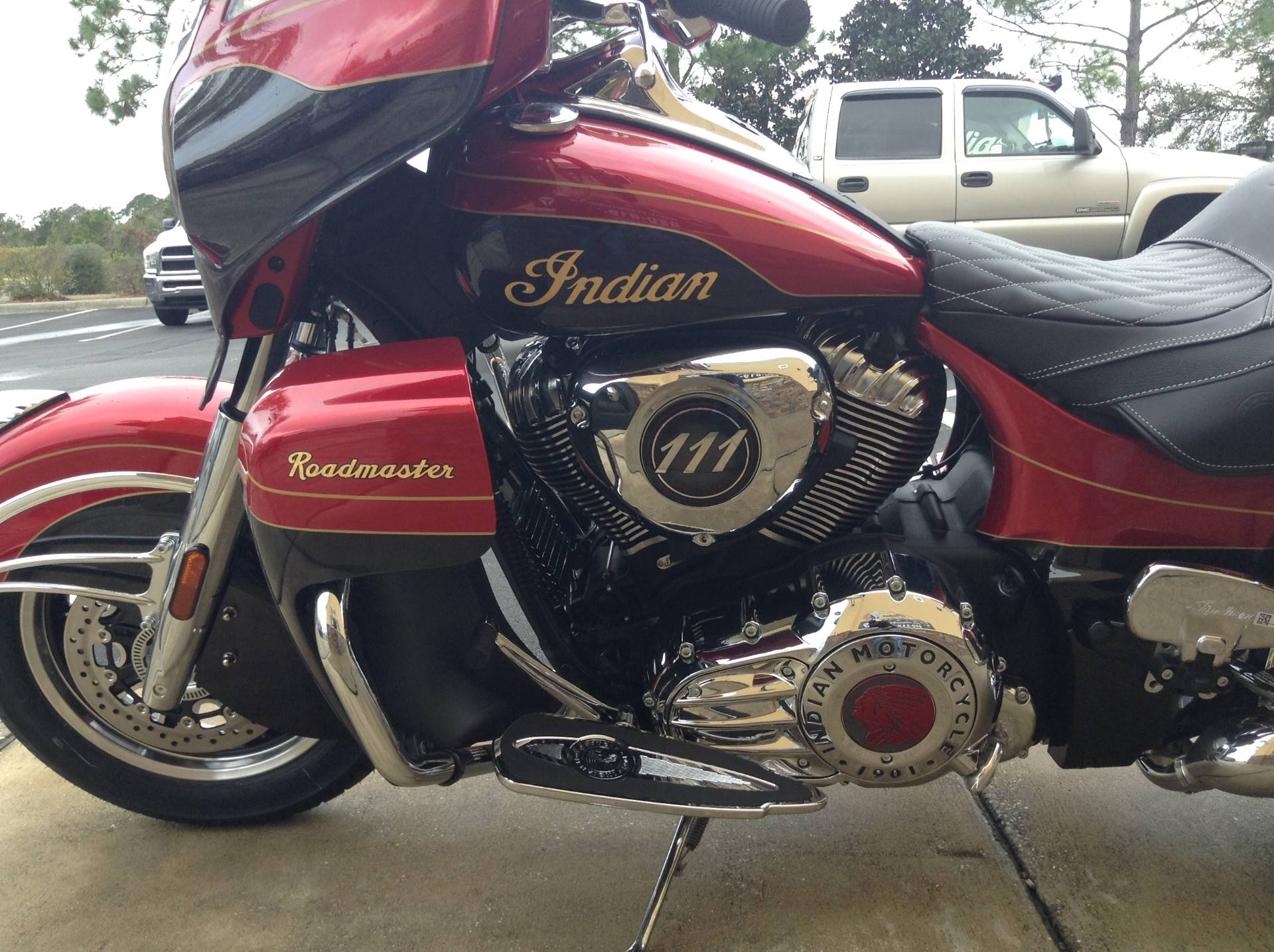 2019 Indian ROAD MASTER ELITE in Panama City Beach, Florida - Photo 13
