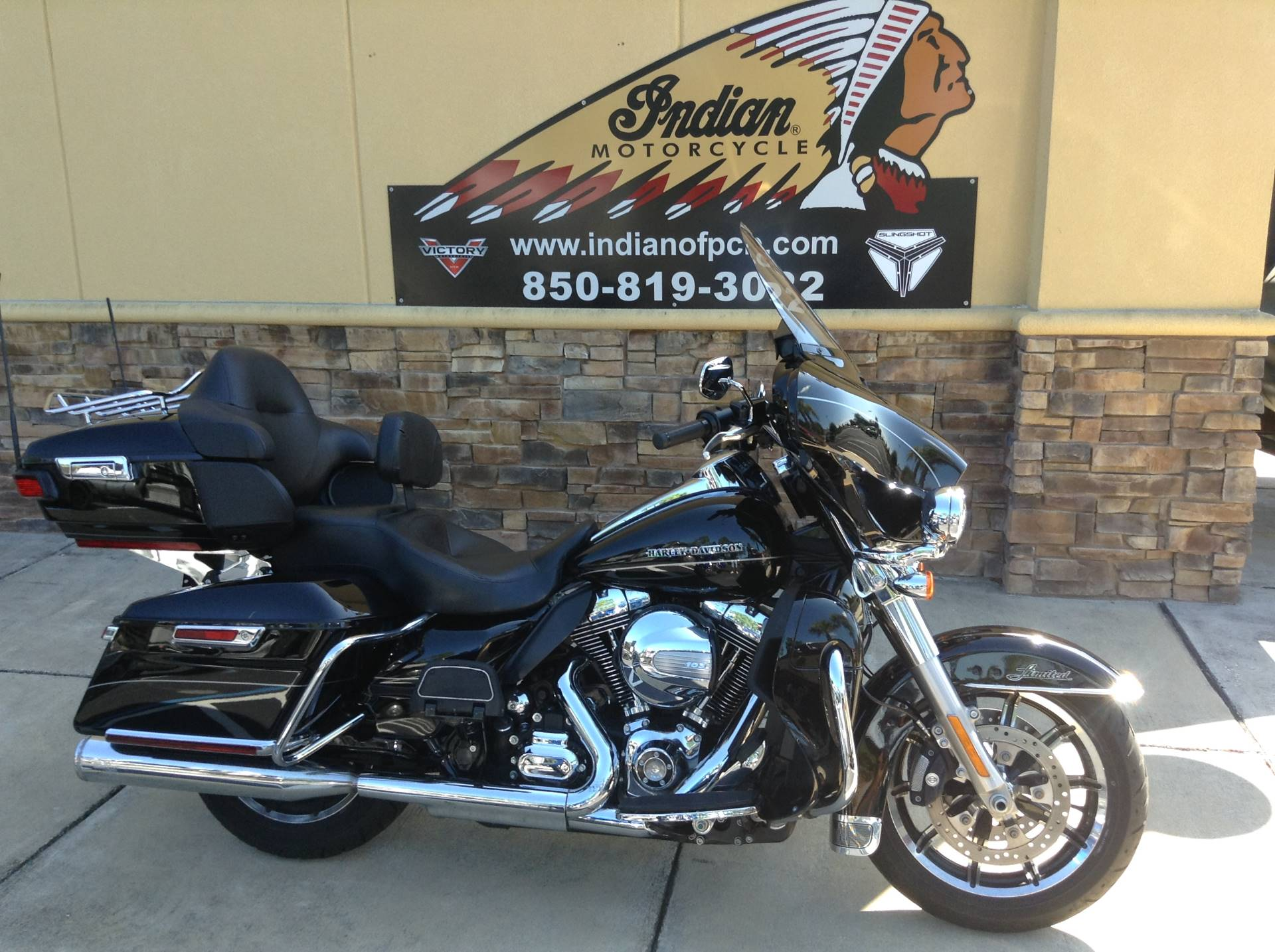 Used 2016 Harley Davidson Flhtk Motorcycles In Panama City Beach