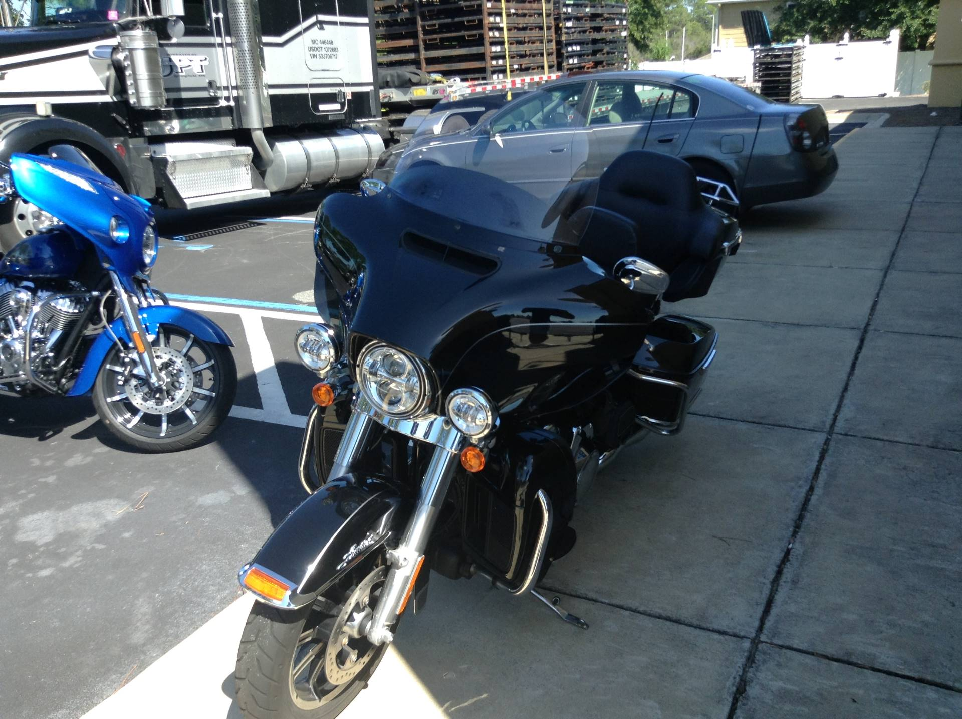 2016 Harley-Davidson FLHTK in Panama City Beach, Florida