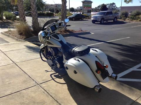 2017 Indian CHIEFTAIN in Panama City Beach, Florida - Photo 4