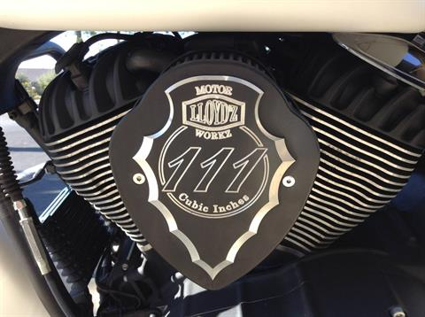 2017 Indian CHIEFTAIN in Panama City Beach, Florida - Photo 6