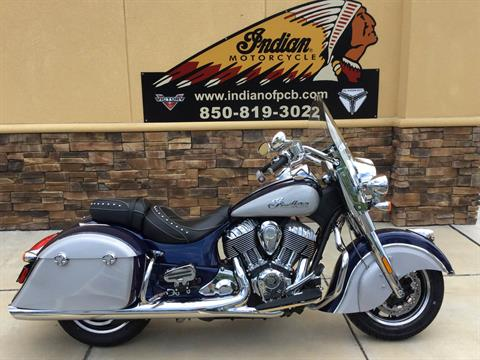 2017 Indian SPRINGFIELD in Panama City Beach, Florida