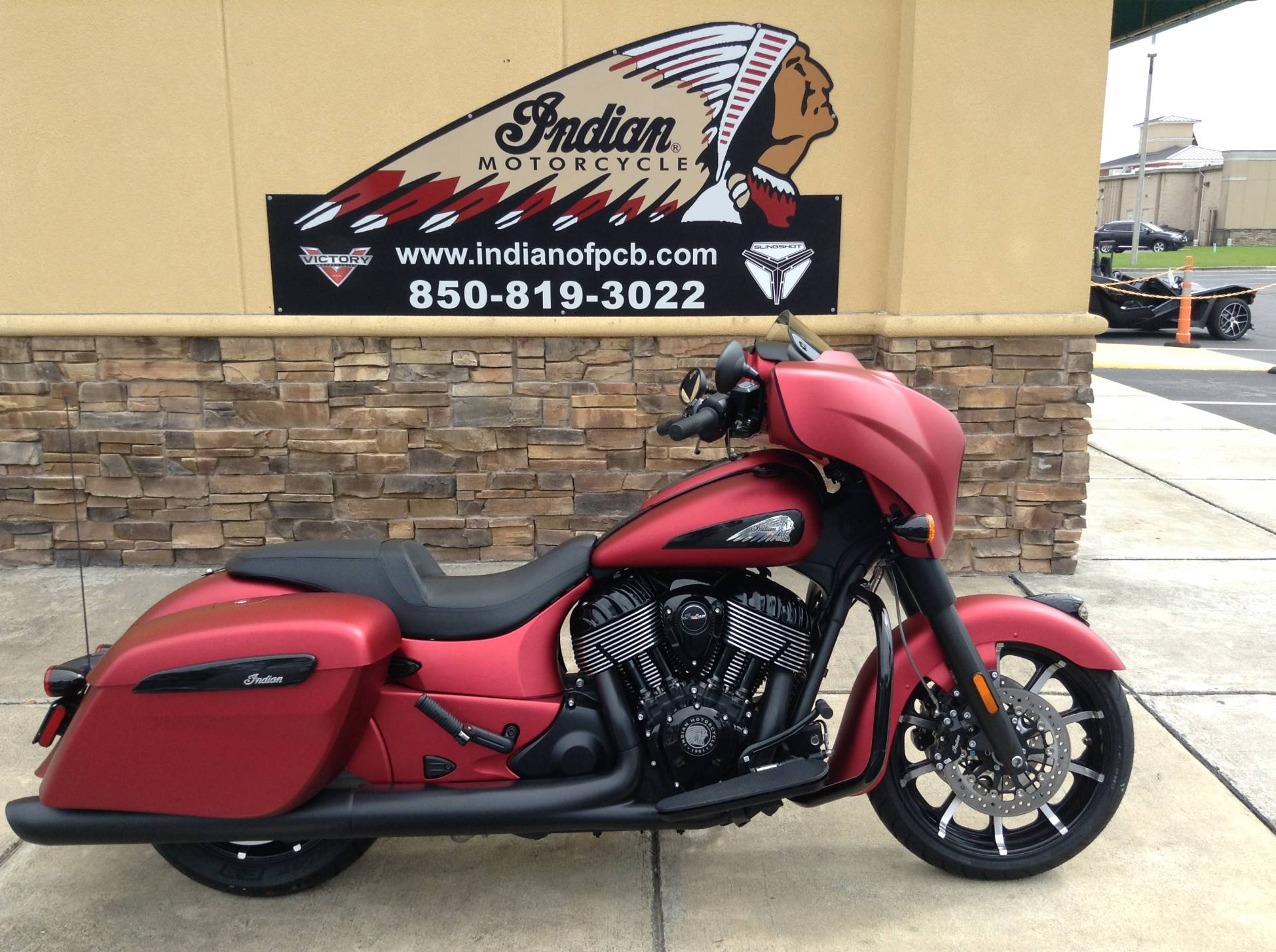 2020 Indian CHIEFTAIN DARKHORSE in Panama City Beach, Florida - Photo 1