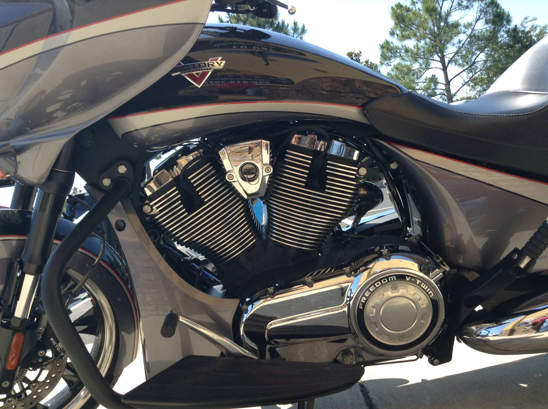 2016 Victory MAGNUM in Panama City Beach, Florida
