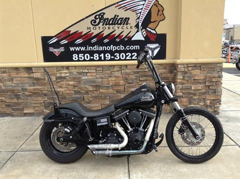 2014 Harley-Davidson STREET BOB in Panama City Beach, Florida - Photo 1