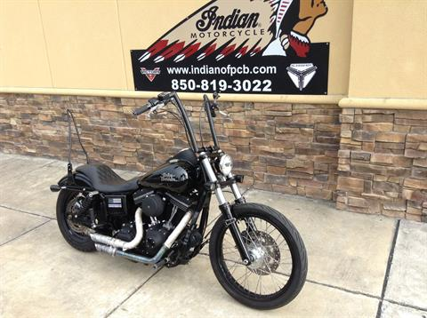 2014 Harley-Davidson STREET BOB in Panama City Beach, Florida - Photo 2