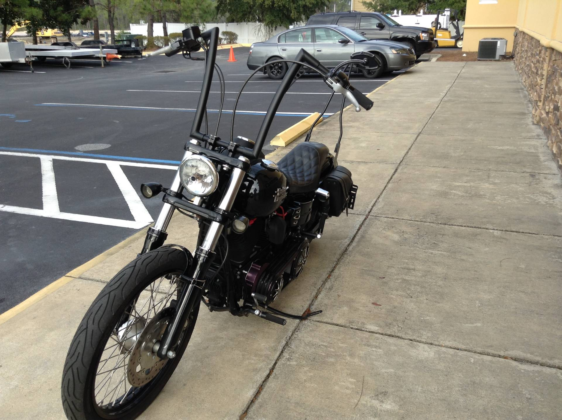 2014 Harley-Davidson STREET BOB in Panama City Beach, Florida - Photo 9