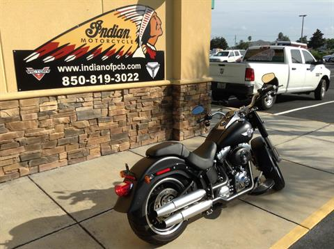 2014 Harley-Davidson FAT BOY LOW in Panama City Beach, Florida