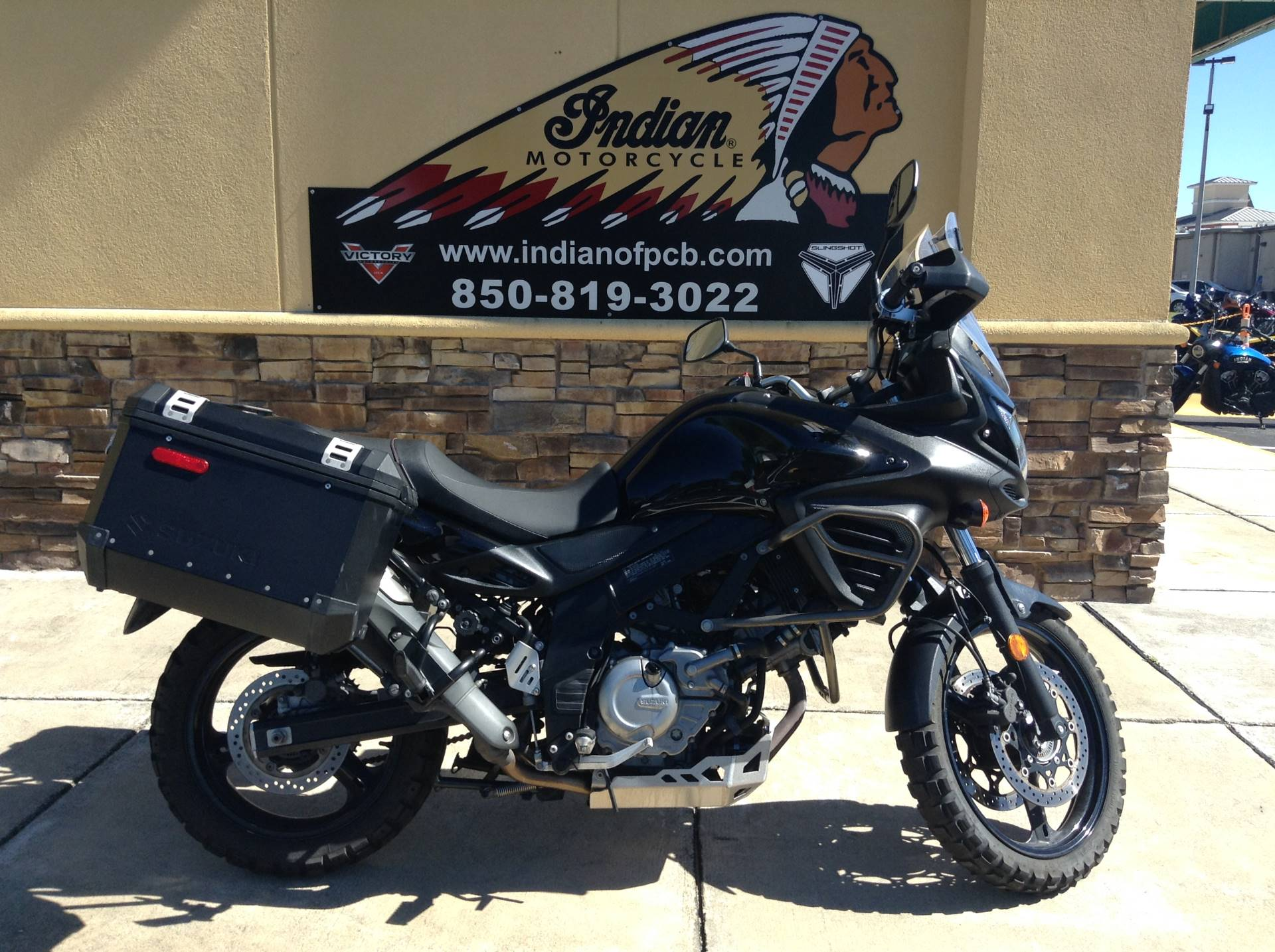 2012 SUZUKI V STROM ADVENTURE in Panama City Beach, Florida - Photo 1