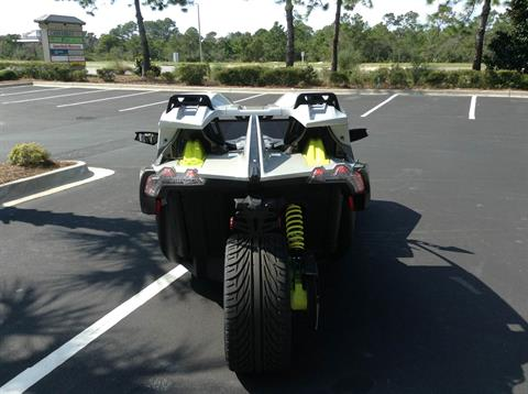 2018 Polaris SLINGSHOT SLR LE in Panama City Beach, Florida