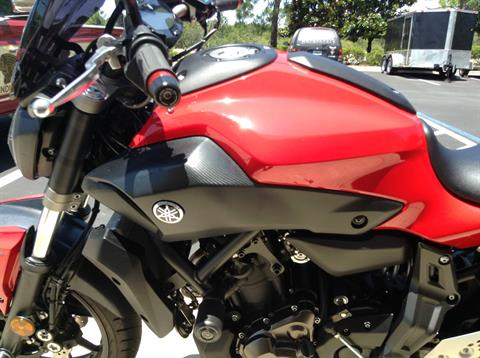 2017 YAMAHA FZ07 ABS in Panama City Beach, Florida - Photo 15