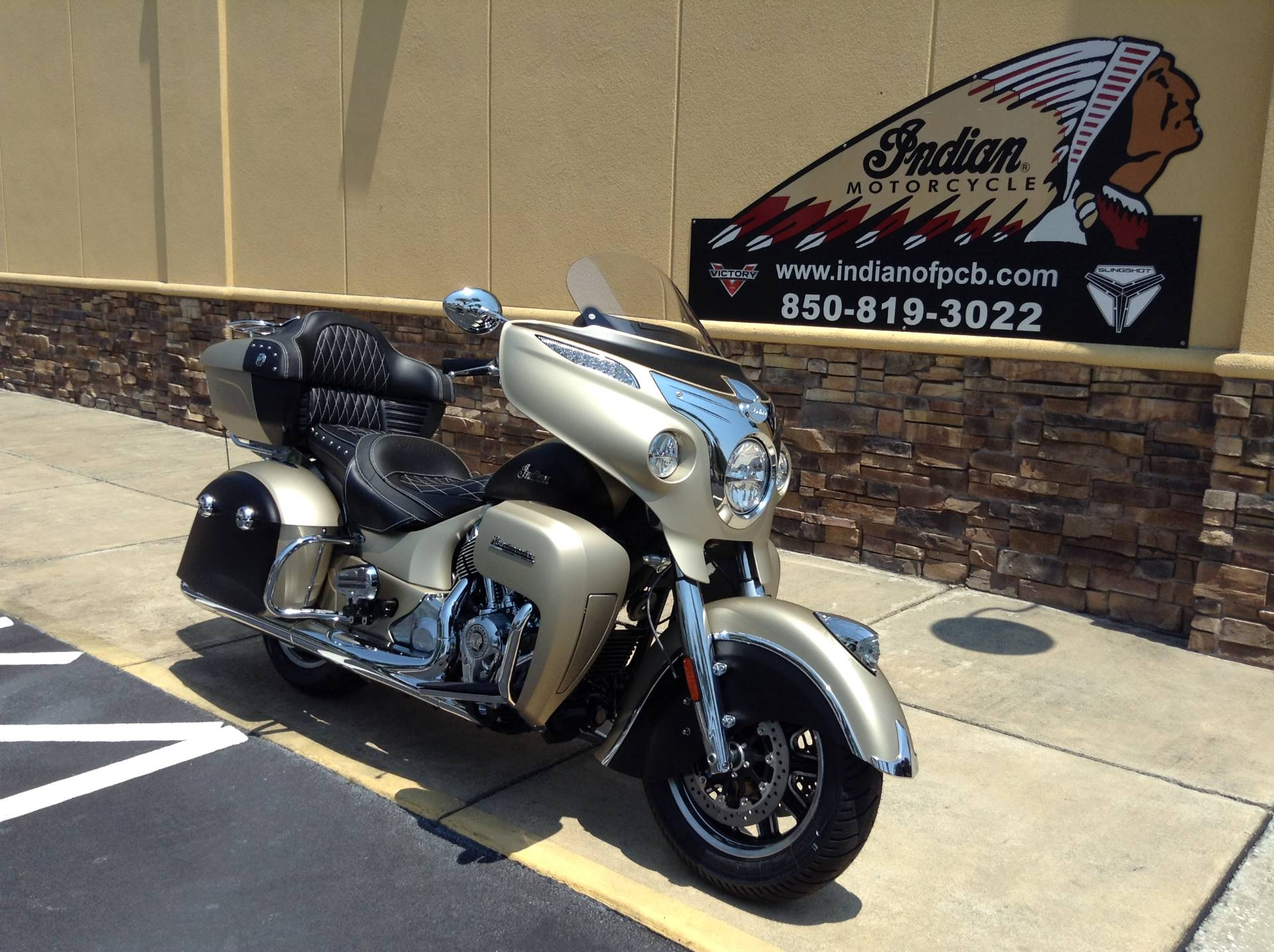 2019 Indian ROADMASTER in Panama City Beach, Florida - Photo 2