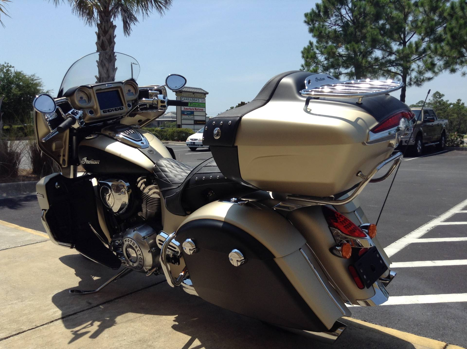 2019 Indian ROADMASTER in Panama City Beach, Florida - Photo 4