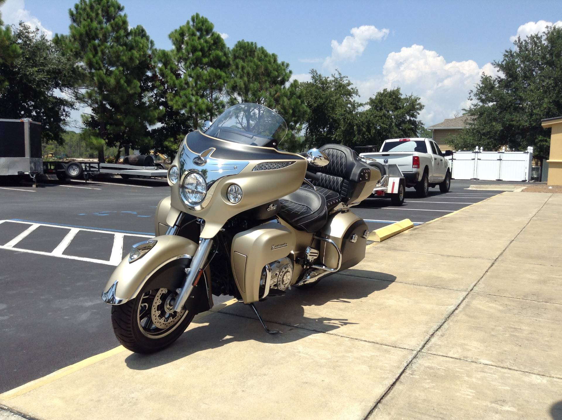 2019 Indian ROADMASTER in Panama City Beach, Florida - Photo 5
