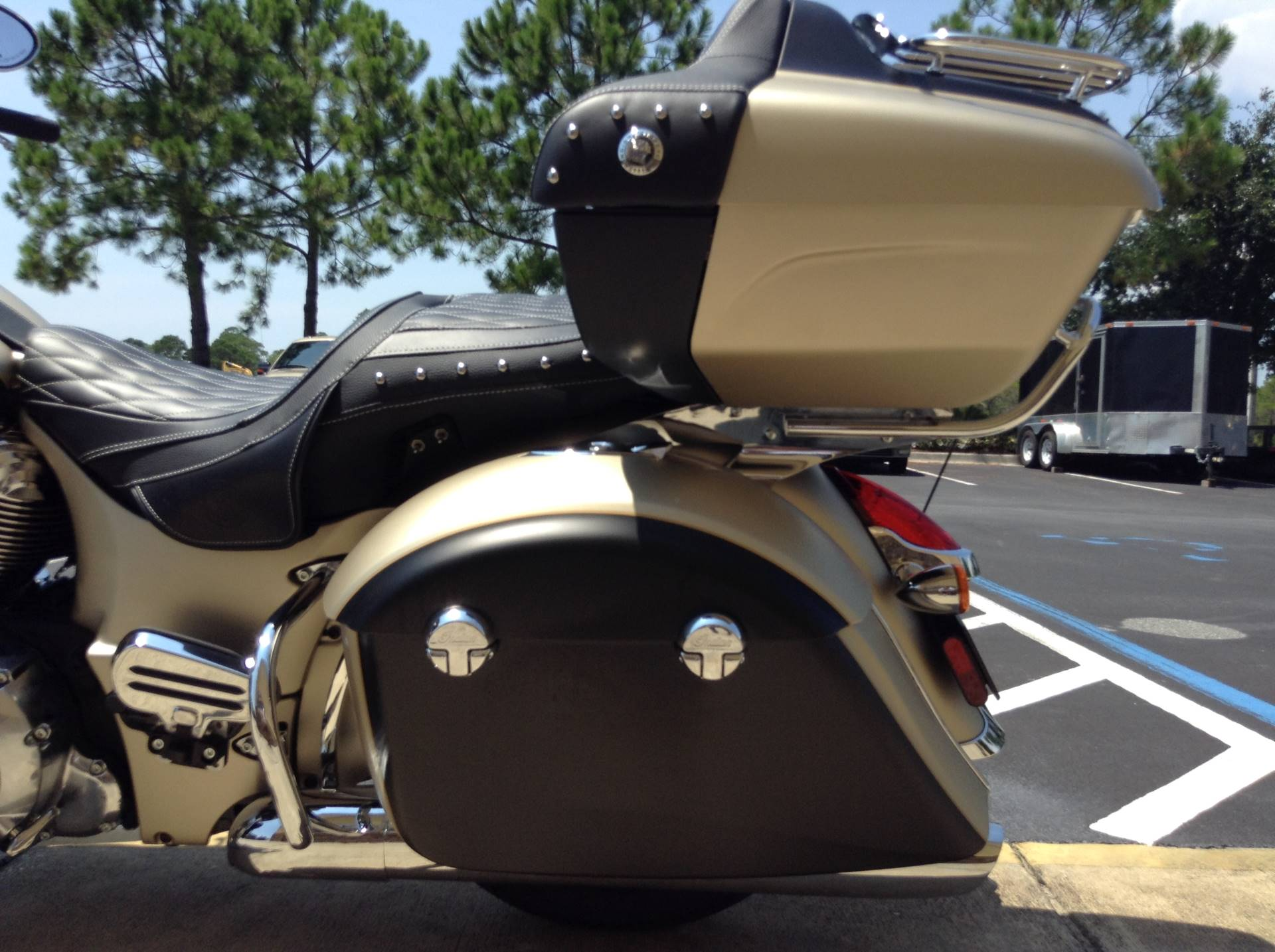 2019 Indian ROADMASTER in Panama City Beach, Florida - Photo 10