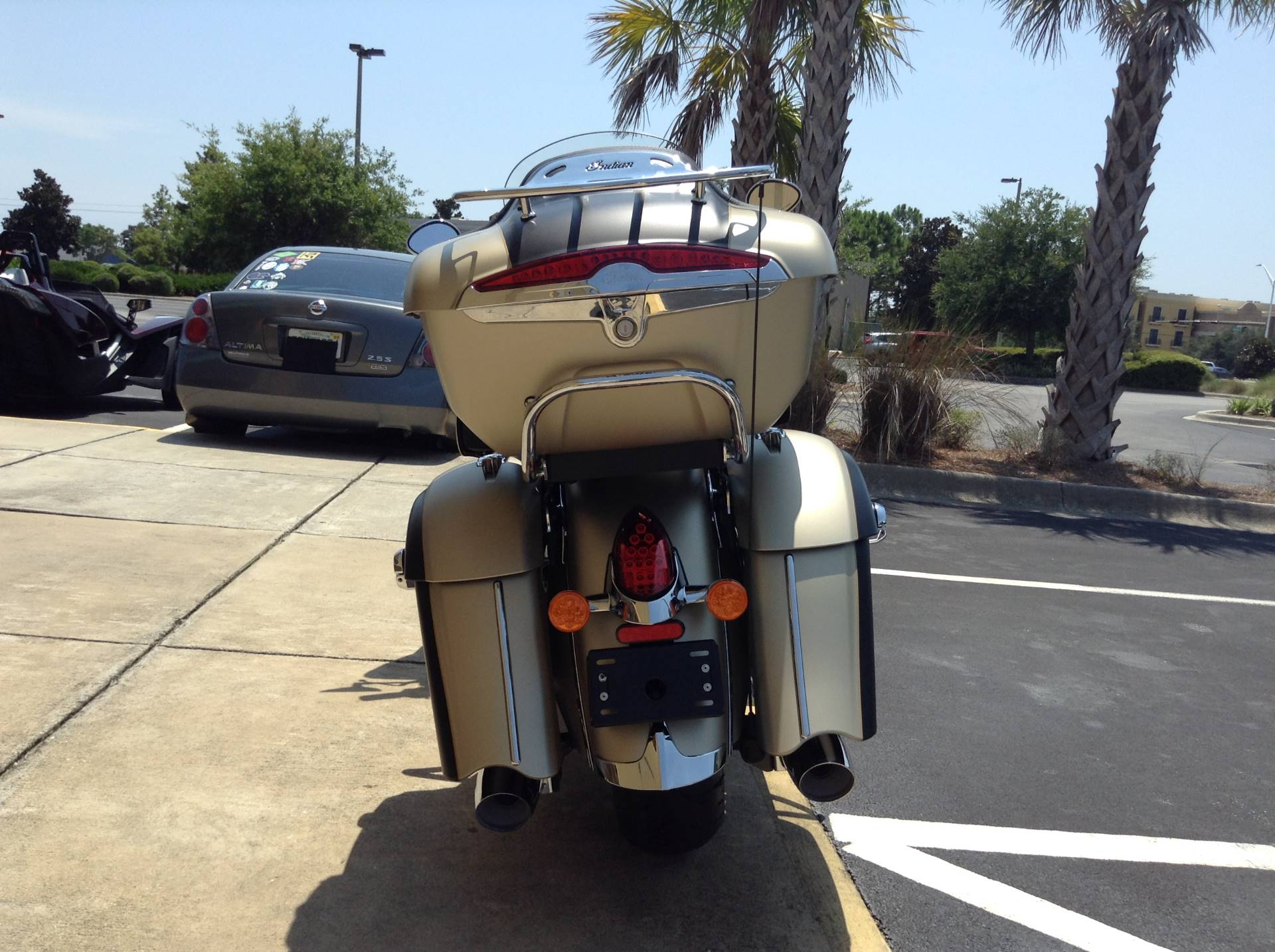 2019 Indian ROADMASTER in Panama City Beach, Florida - Photo 12