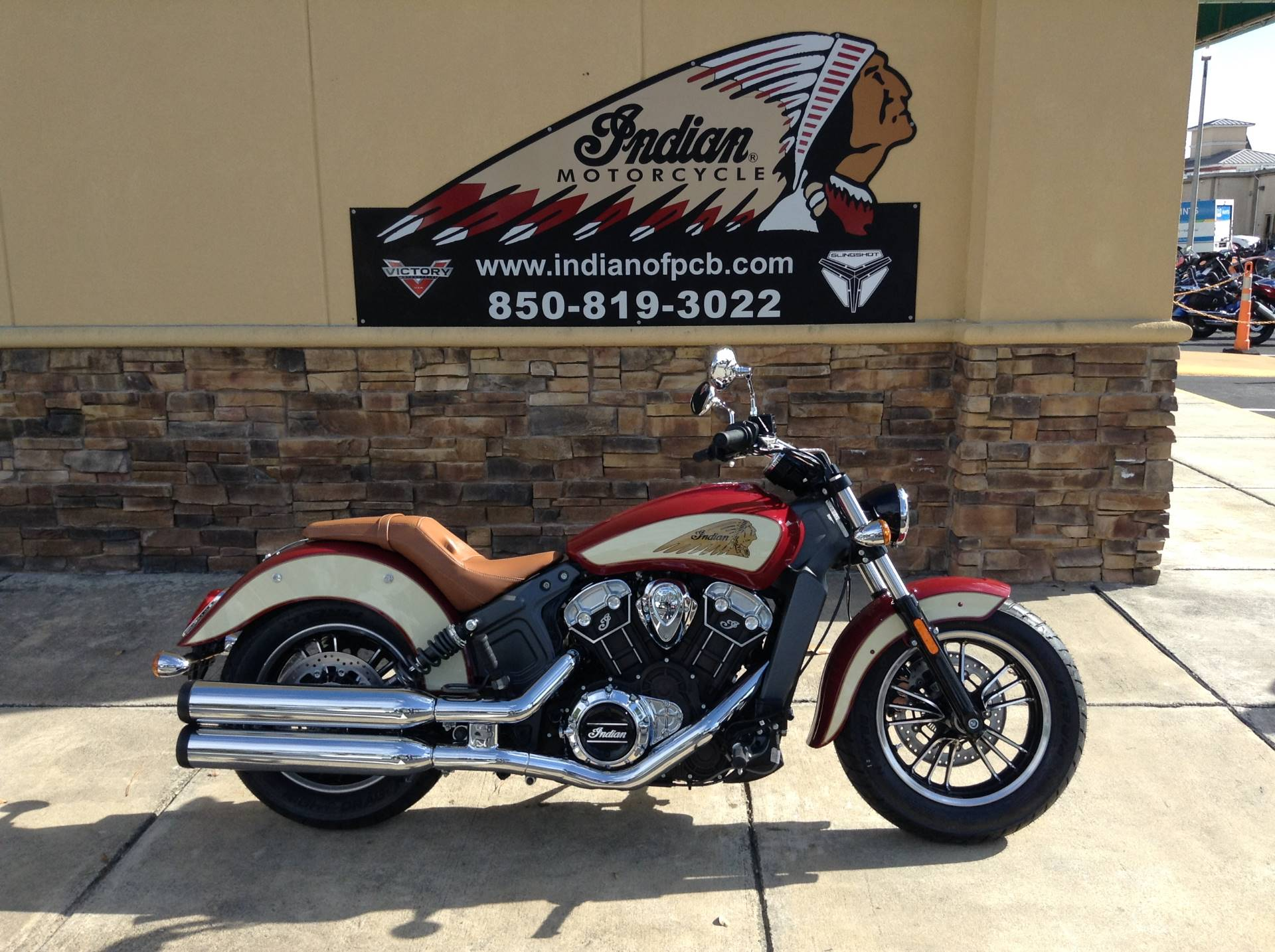 2020 Indian SCOUT ABS in Panama City Beach, Florida - Photo 1