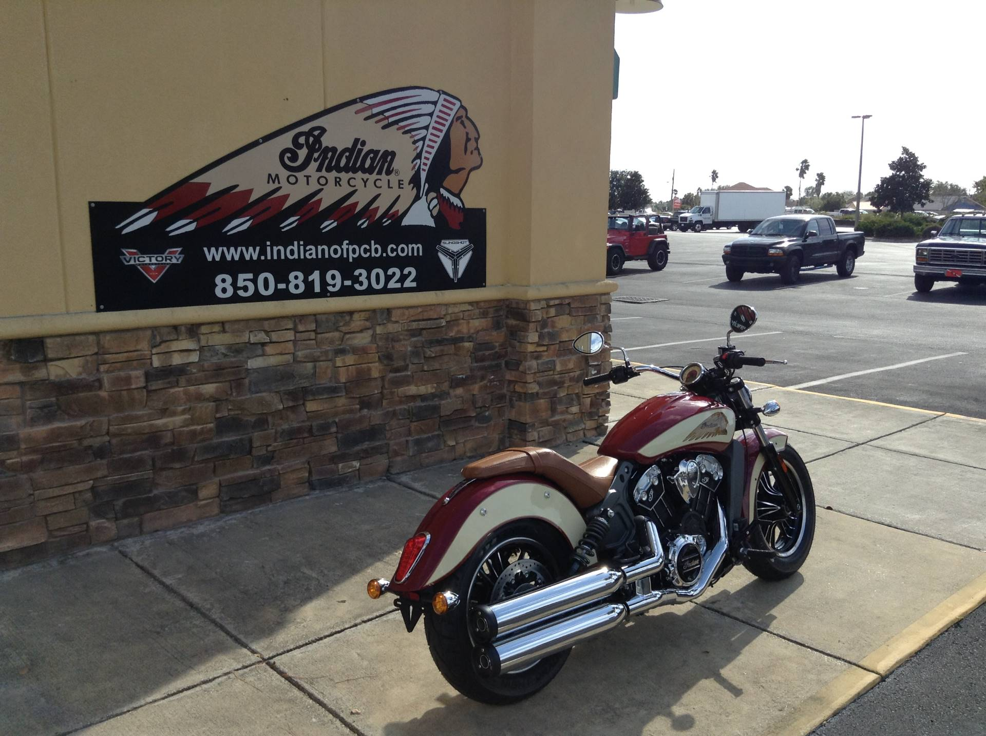 2020 Indian SCOUT ABS in Panama City Beach, Florida - Photo 2