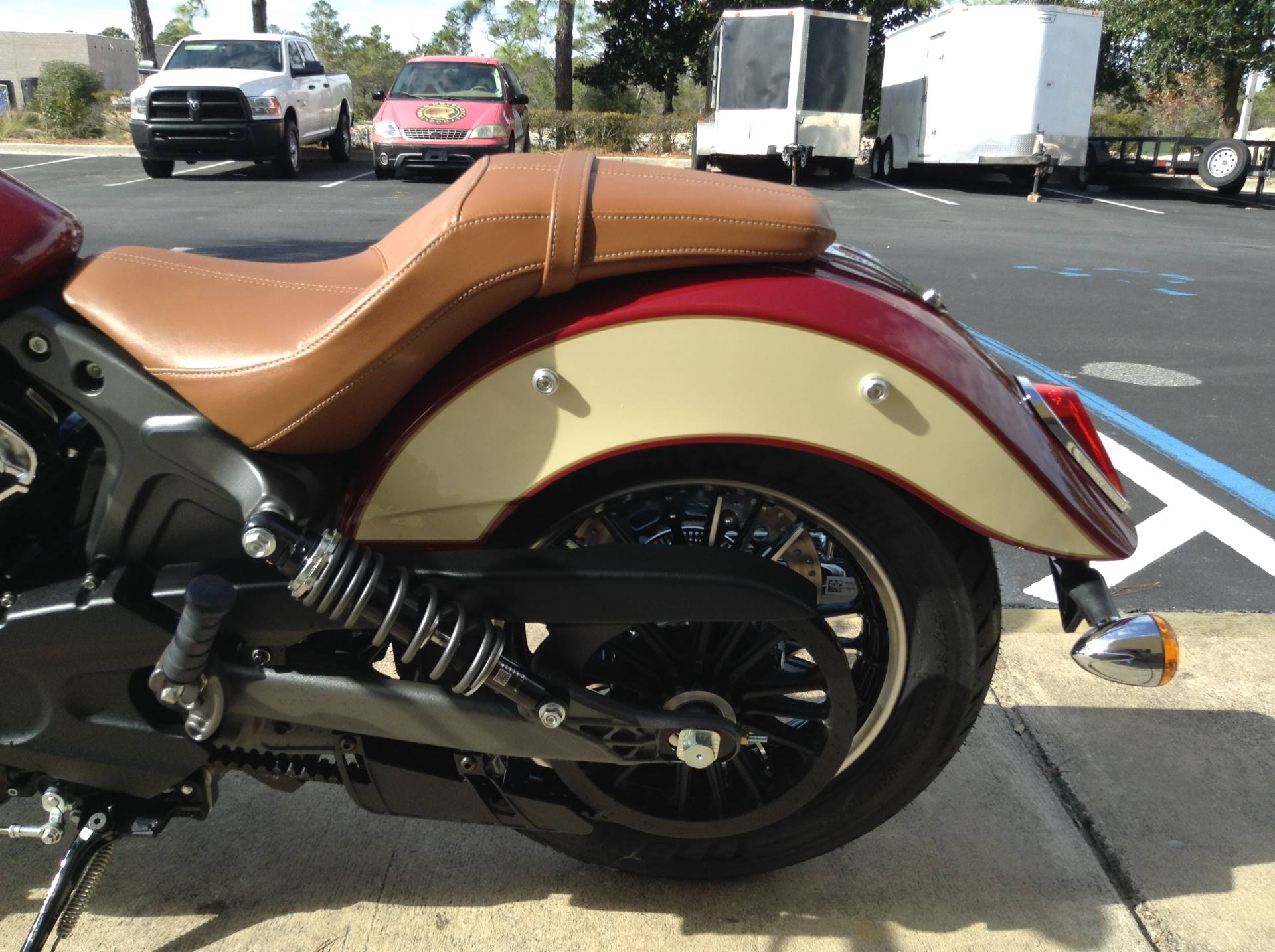 2020 Indian SCOUT ABS in Panama City Beach, Florida - Photo 8