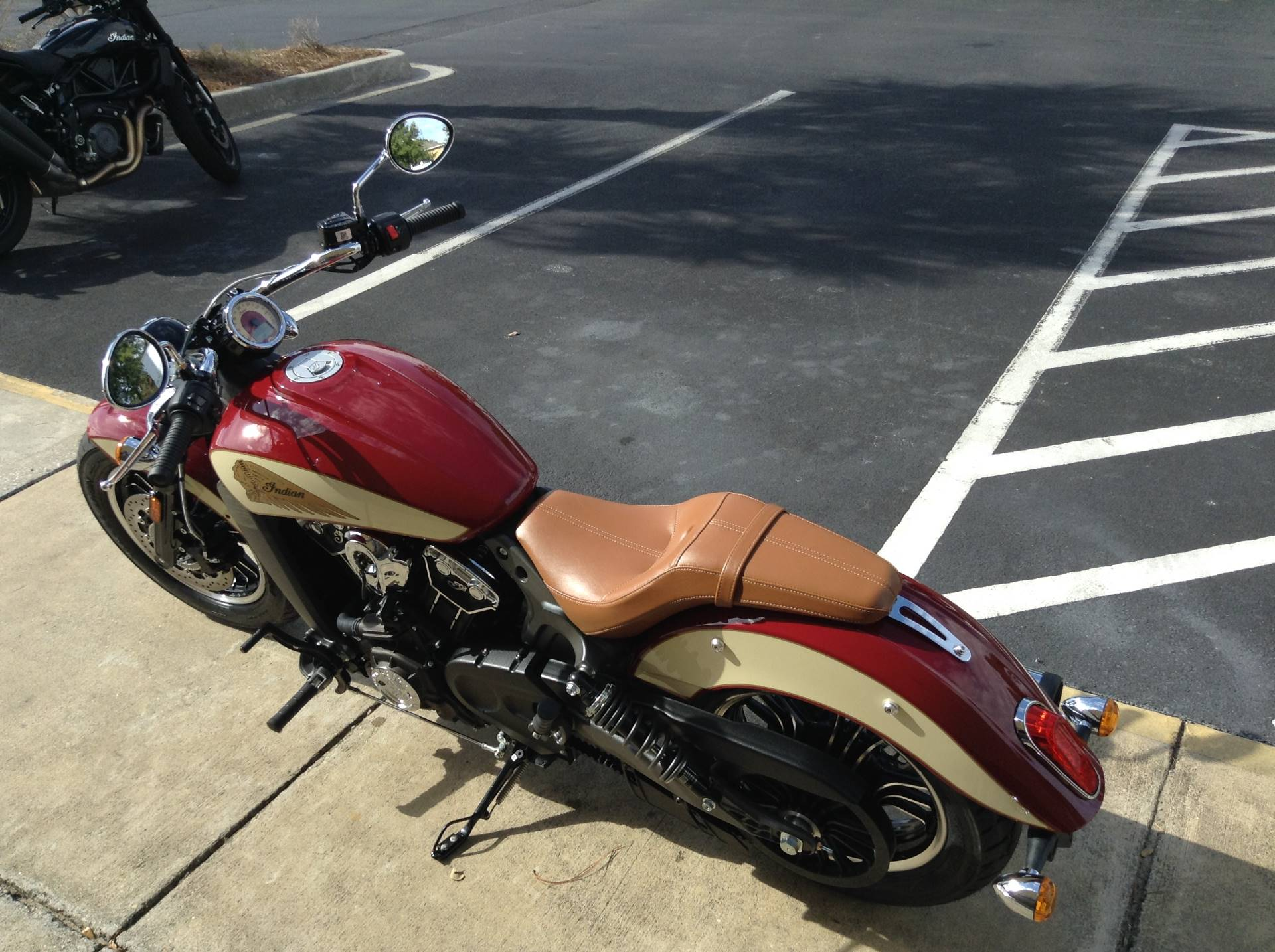 2020 Indian SCOUT ABS in Panama City Beach, Florida - Photo 10