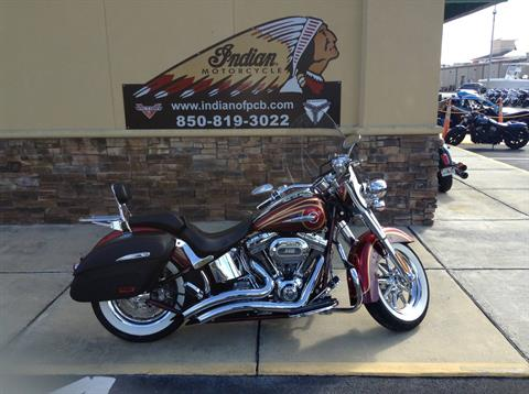 2014 Harley-Davidson CVO SOFTAIL DELUXE in Panama City Beach, Florida