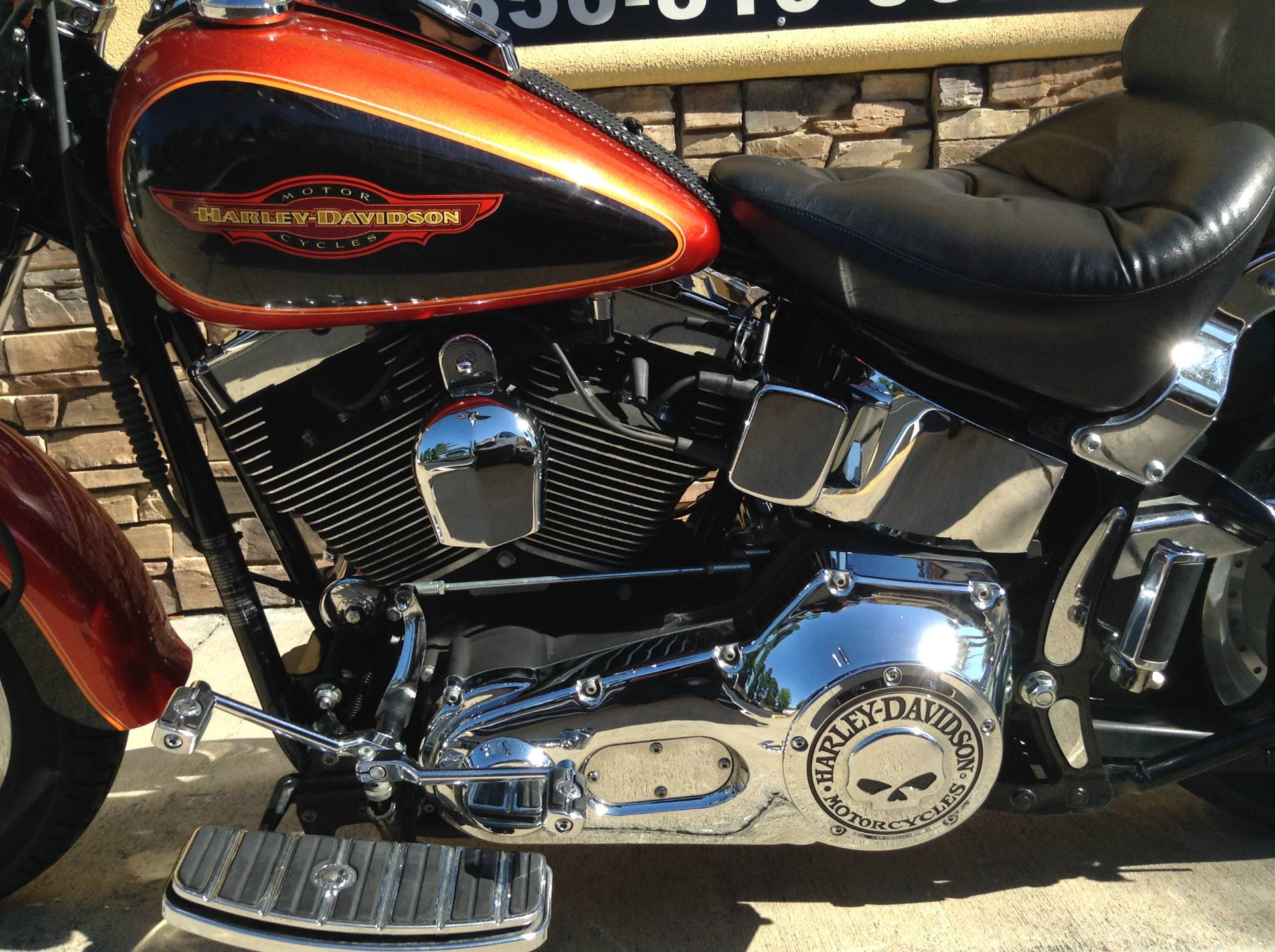 2005 Harley-Davidson FAT BOY in Panama City Beach, Florida