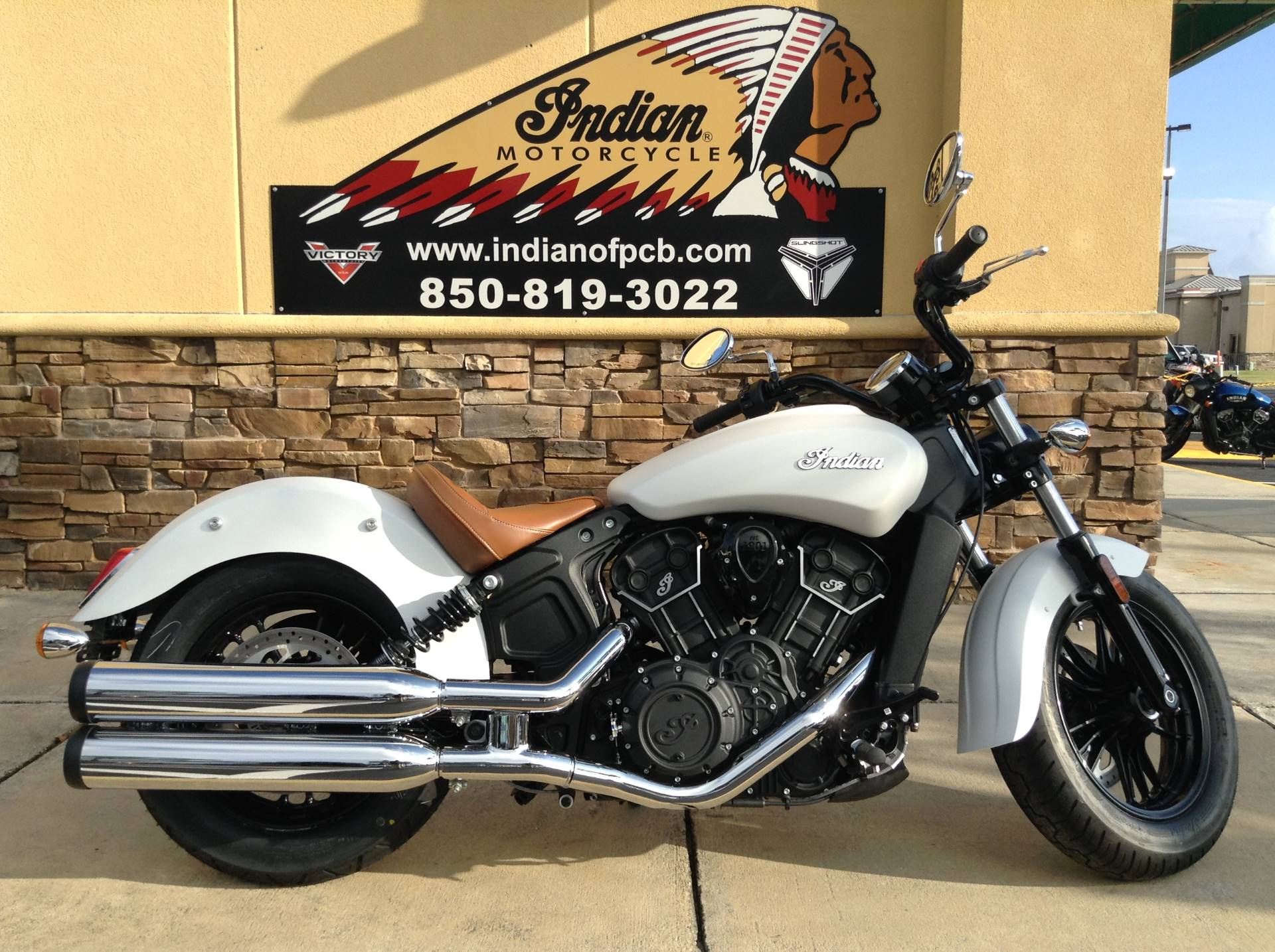 2019 Indian SCOUT SIXTY in Panama City Beach, Florida