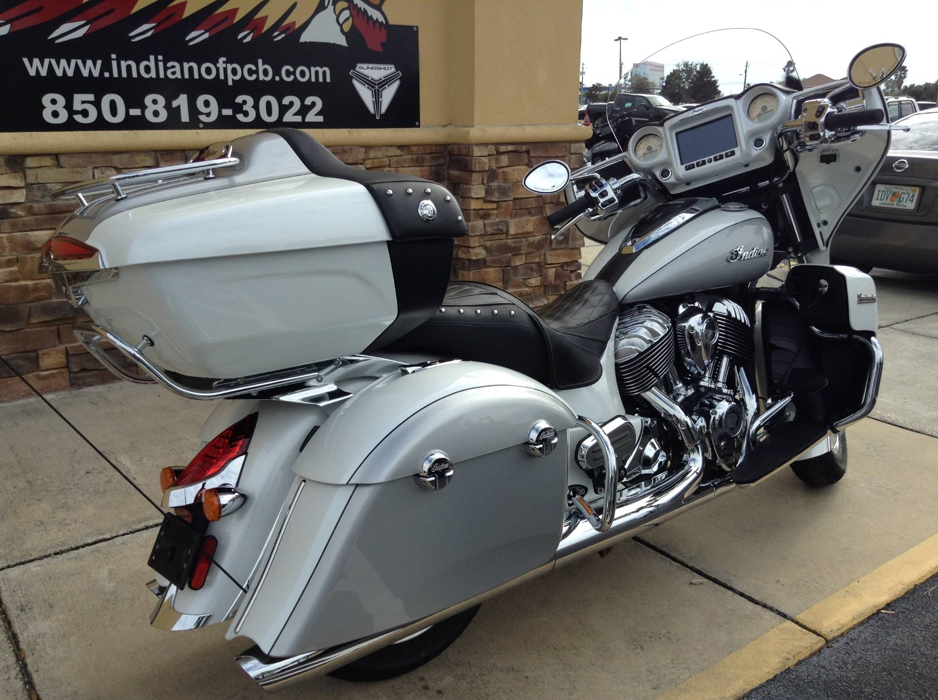 2018 Indian Roadmaster in Panama City Beach, Florida