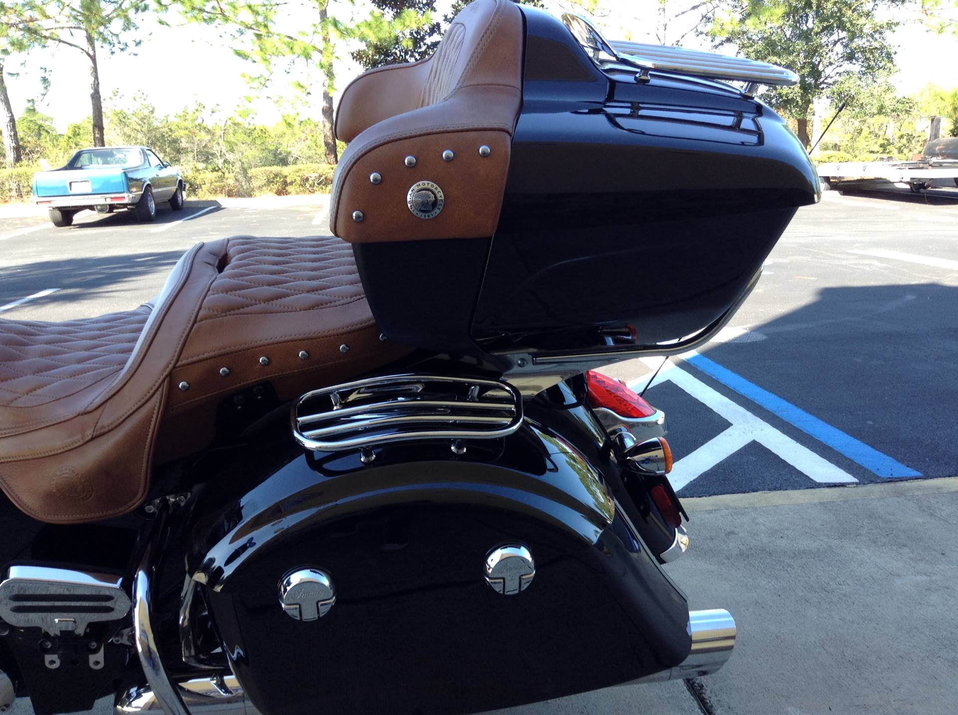 2015 Indian ROAD MASTER in Panama City Beach, Florida