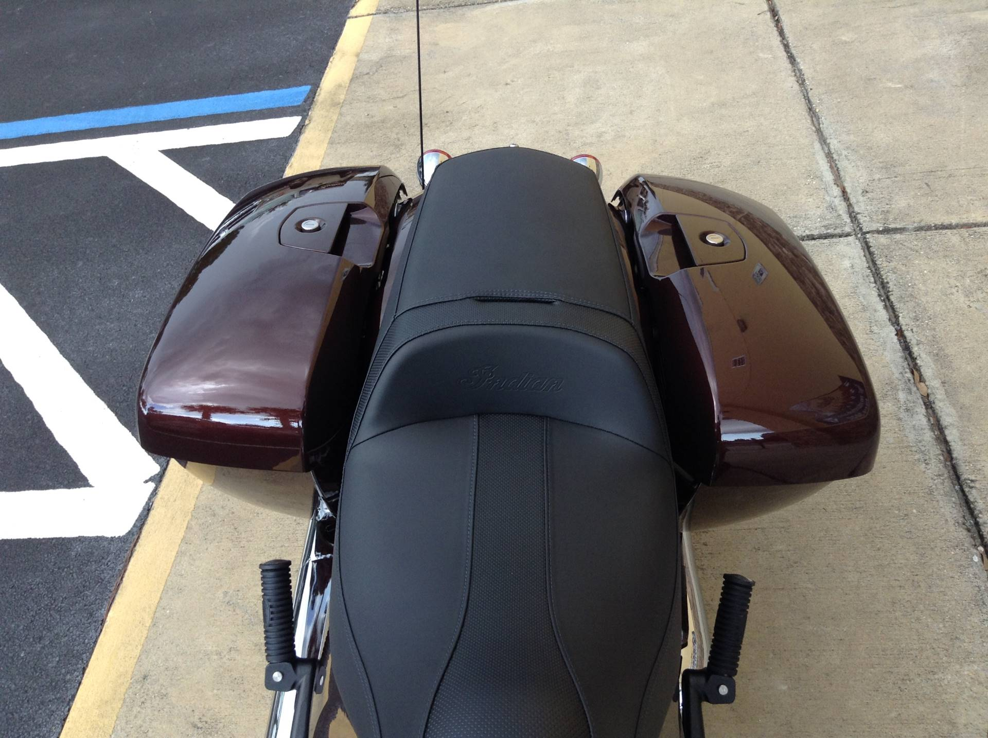2019 Indian CHIEFTAIN LIMITED in Panama City Beach, Florida - Photo 16