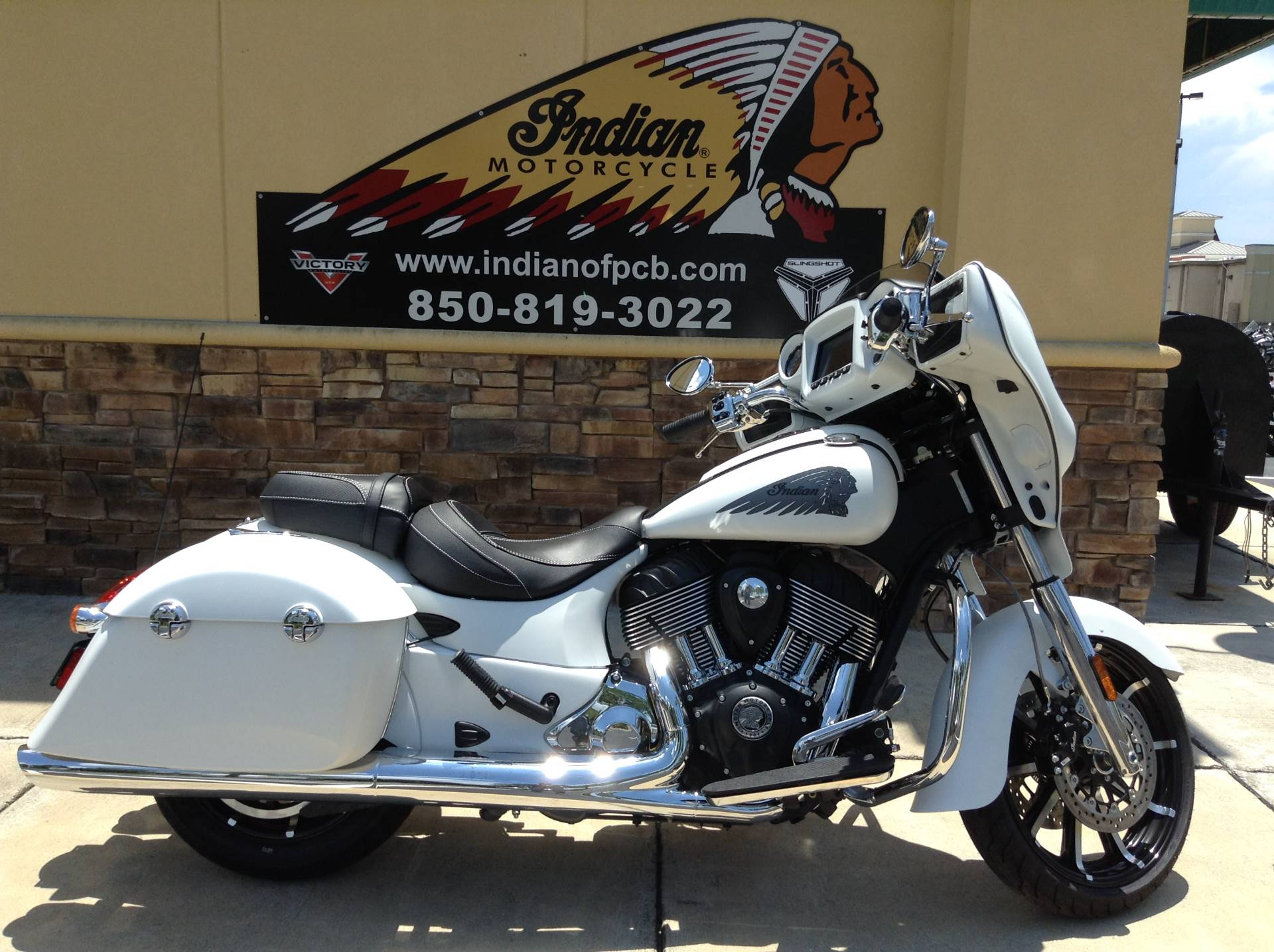 2018 Indian Chieftain Limited in Panama City Beach, Florida