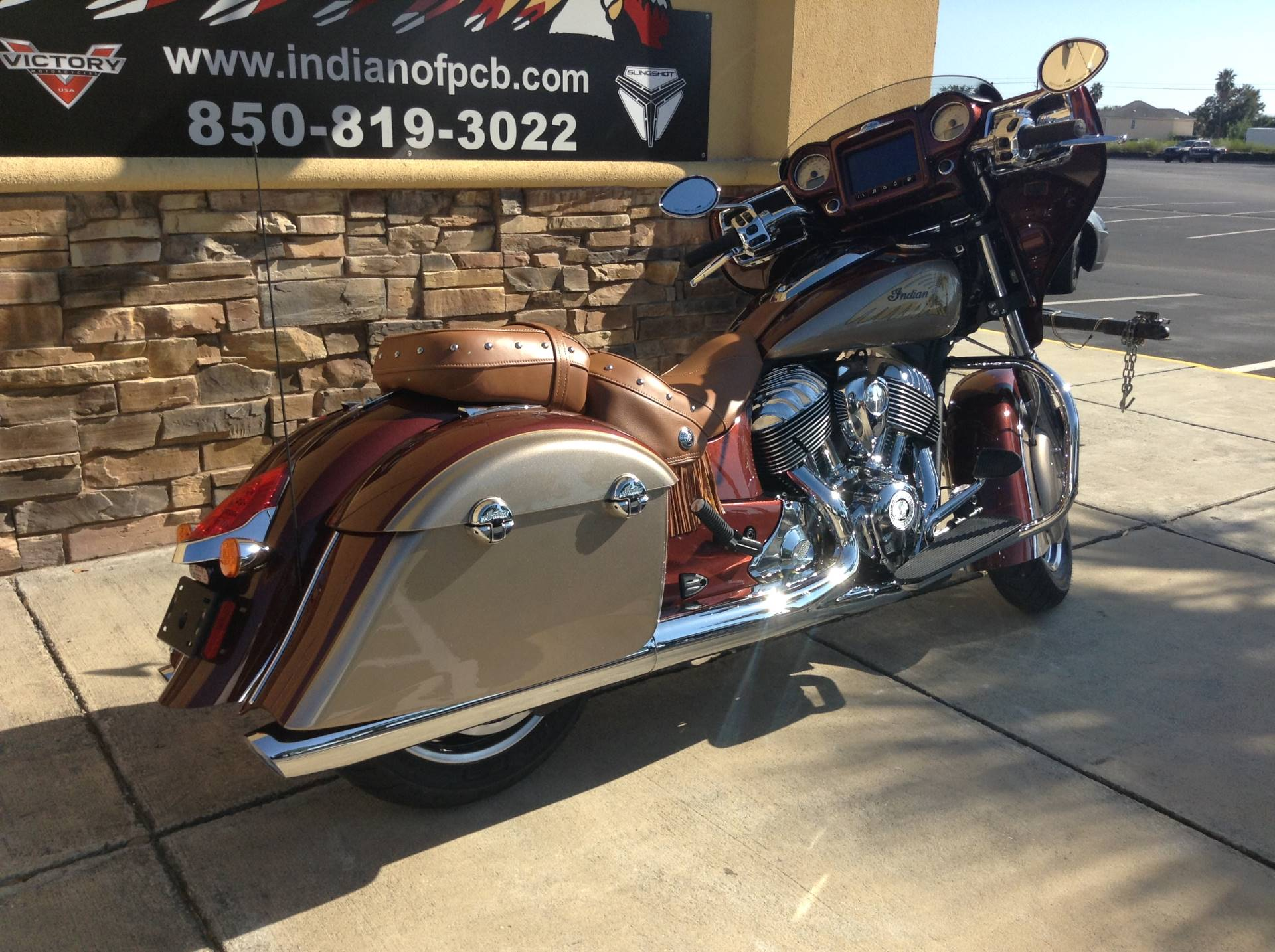 2019 Indian CHIEFTAIN CLASSIC in Panama City Beach, Florida - Photo 3
