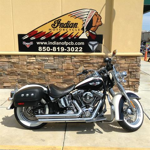 2011 Harley-Davidson SOFTAIL DELUXE in Panama City Beach, Florida
