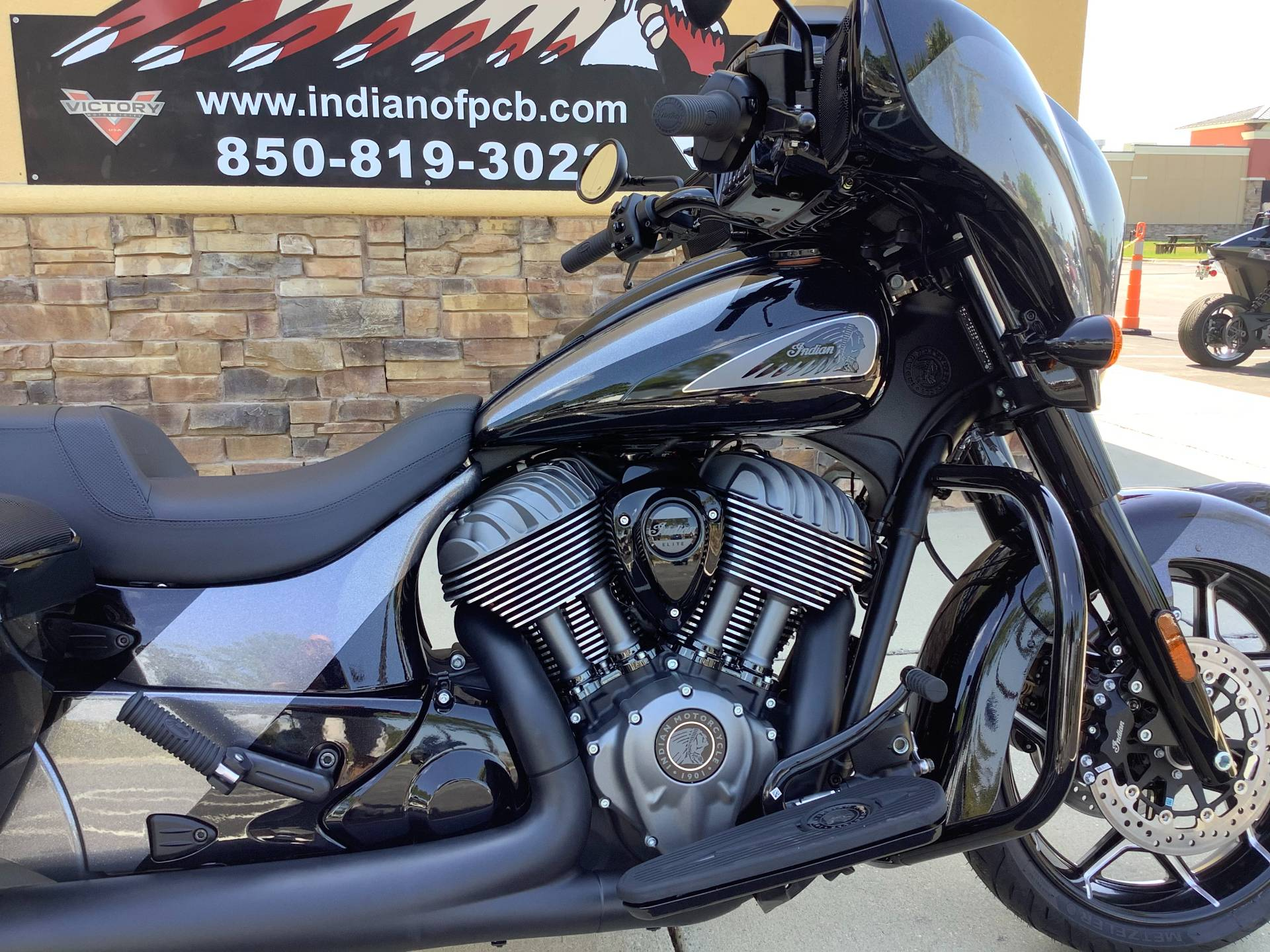 2021 Indian CHIEFTAIN ELITE in Panama City Beach, Florida - Photo 5