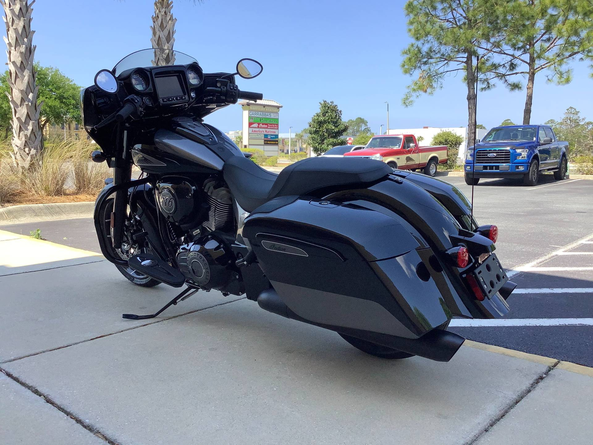 2021 Indian CHIEFTAIN ELITE in Panama City Beach, Florida - Photo 10