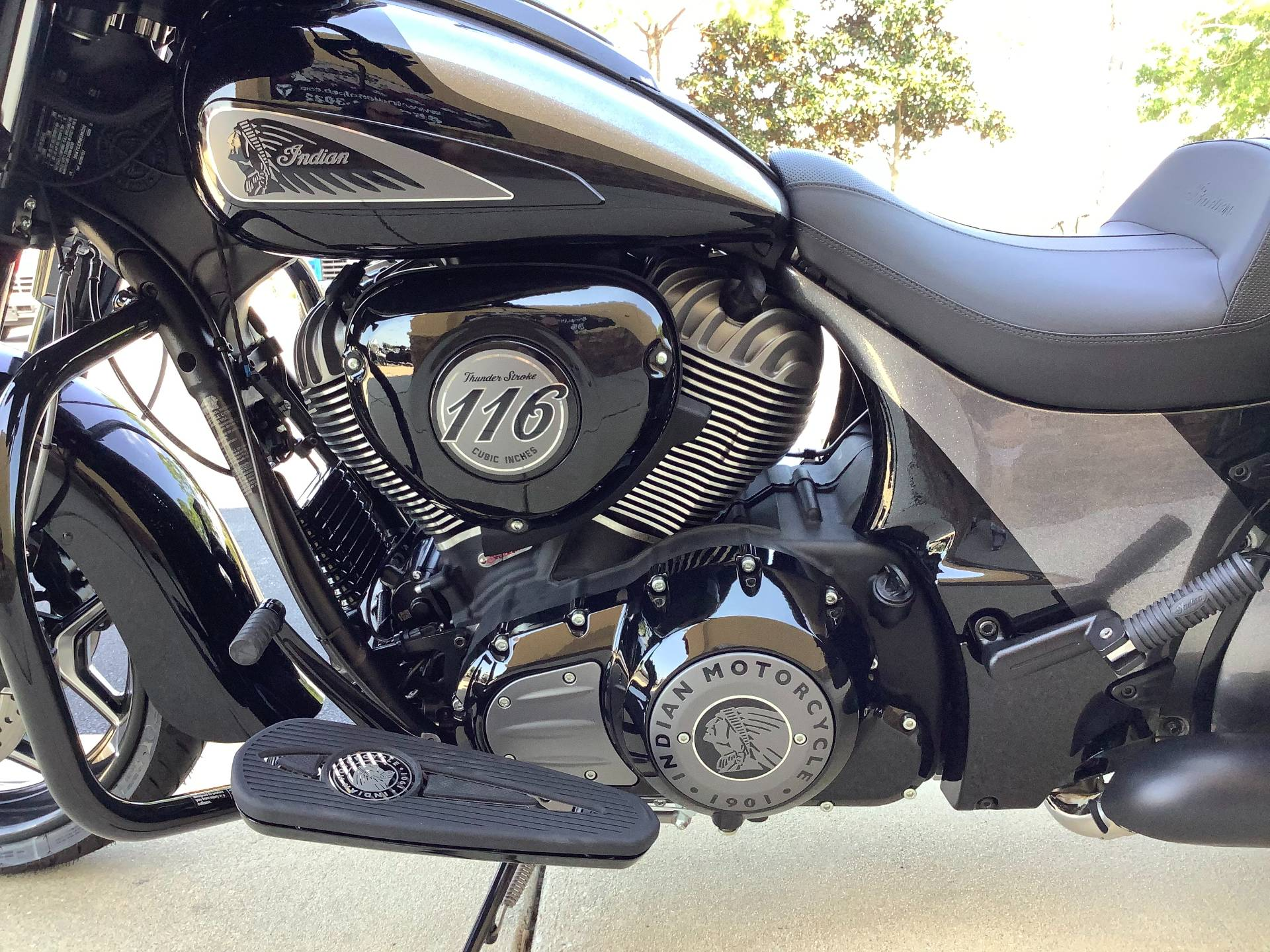 2021 Indian CHIEFTAIN ELITE in Panama City Beach, Florida - Photo 14