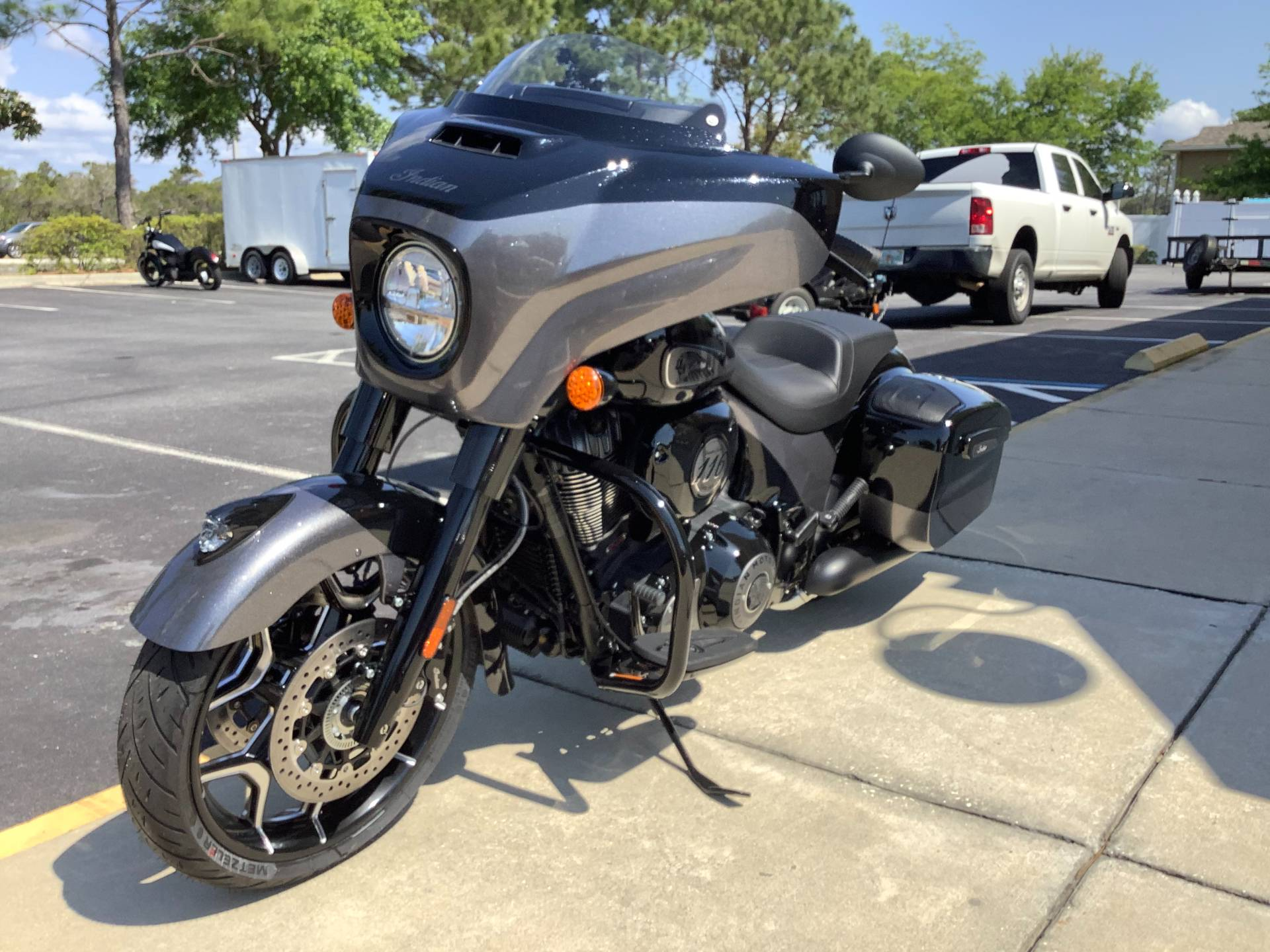 2021 Indian CHIEFTAIN ELITE in Panama City Beach, Florida - Photo 19