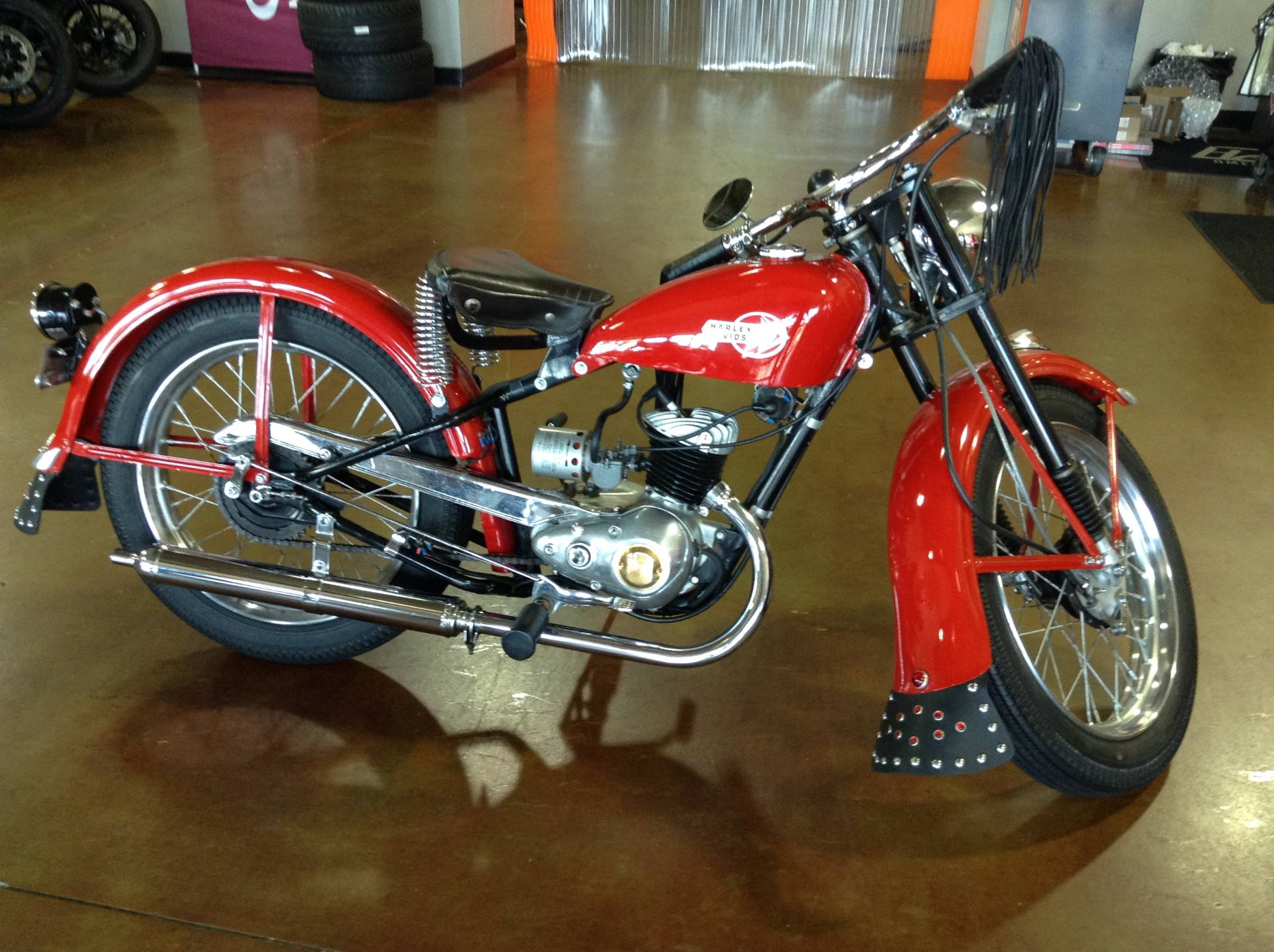 Used 1959 Harley Davidson Hummer Motorcycles In Panama City Beach