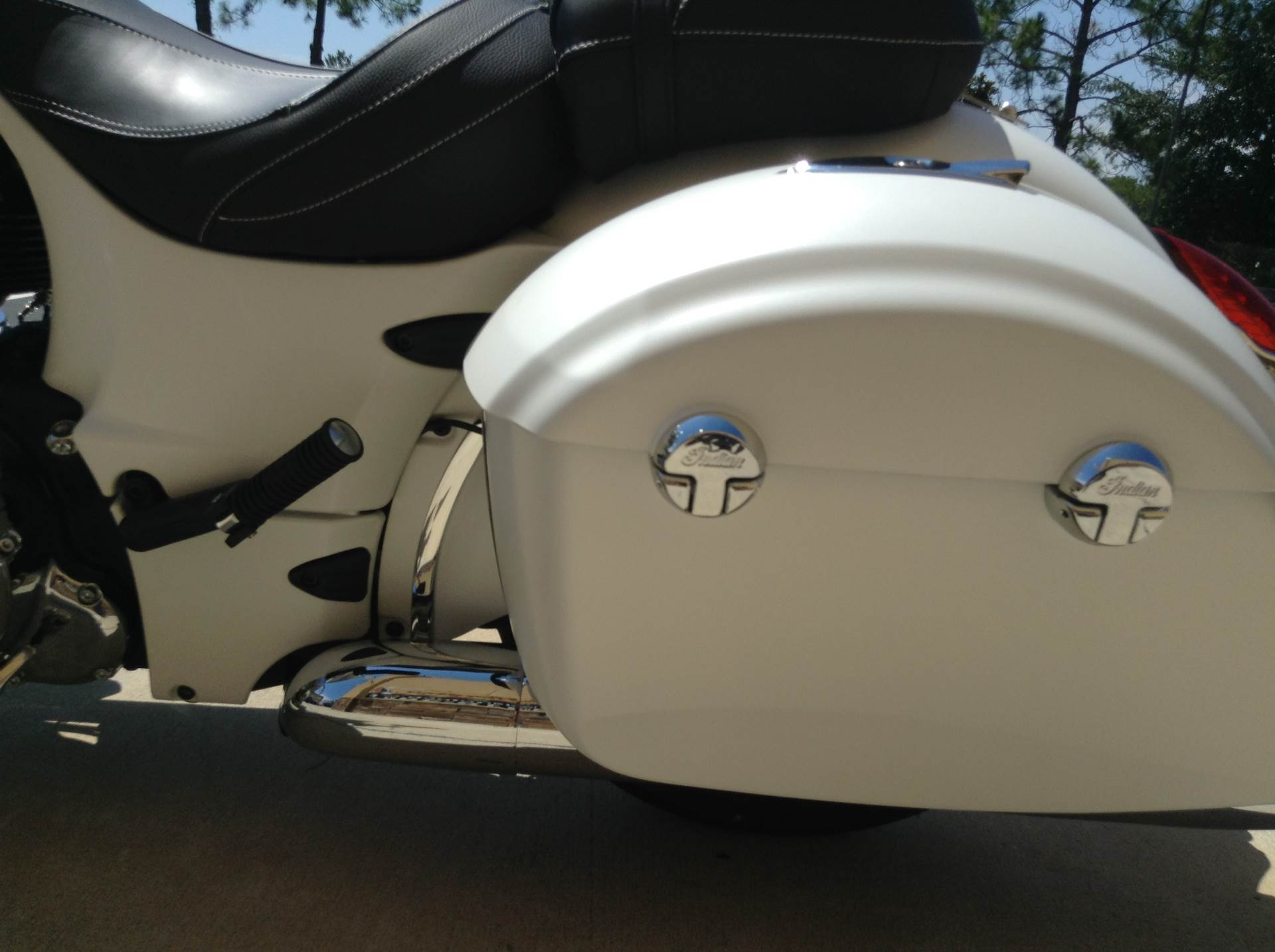 2017 Indian CHIEFTAIN LIMITED in Panama City Beach, Florida