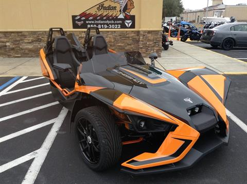 2019 Polaris Slingshot SLR in Panama City Beach, Florida - Photo 1