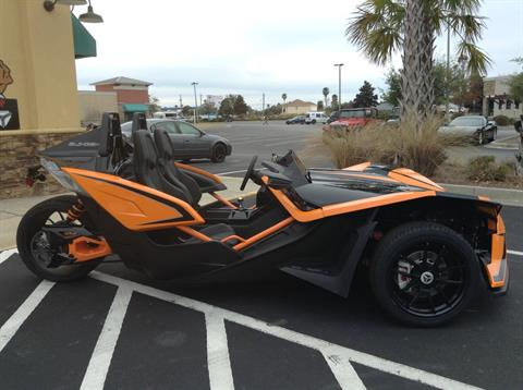 2019 Polaris Slingshot SLR in Panama City Beach, Florida - Photo 2