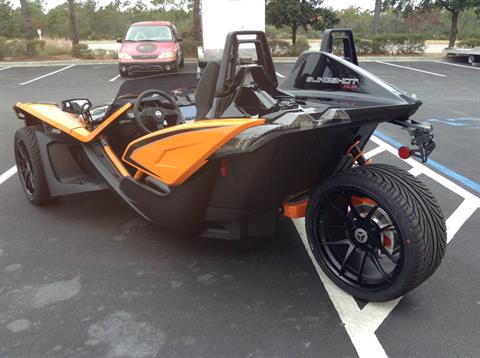 2019 Polaris Slingshot SLR in Panama City Beach, Florida - Photo 5