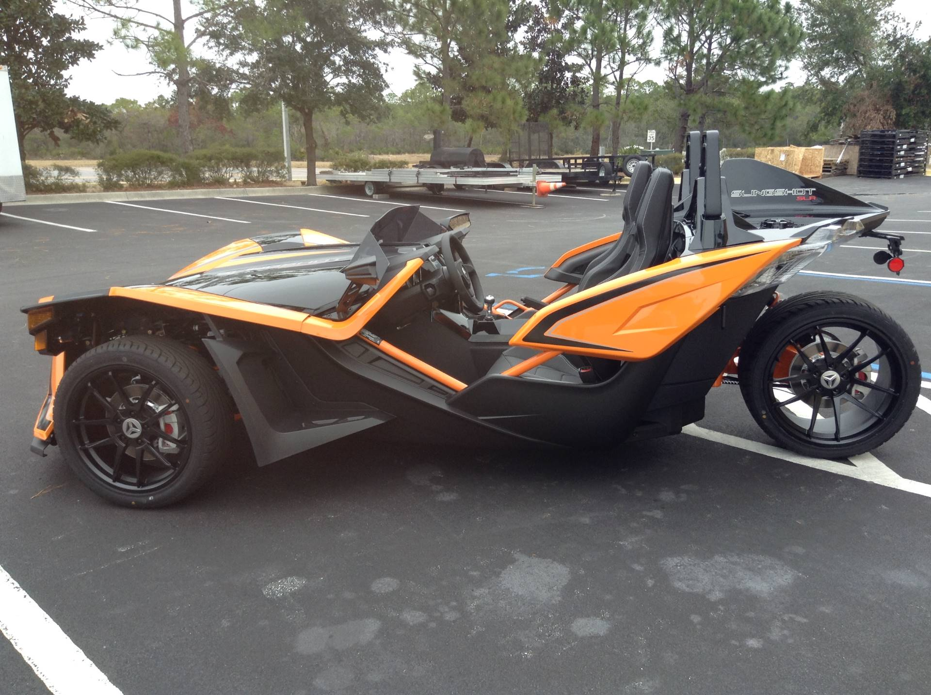 2019 Polaris Slingshot SLR in Panama City Beach, Florida - Photo 6
