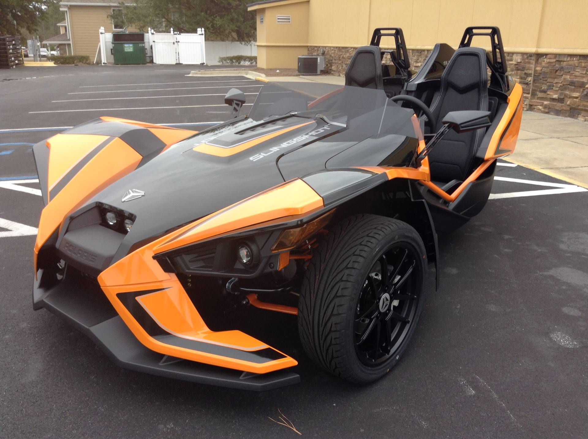 2019 Polaris Slingshot SLR in Panama City Beach, Florida - Photo 7