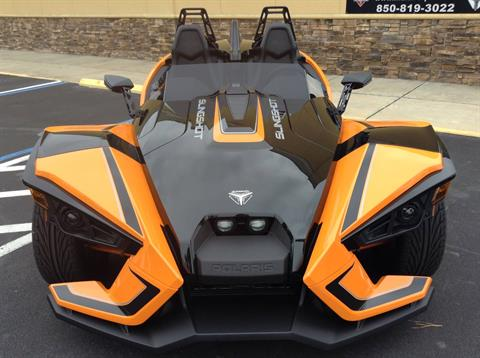 2019 Polaris Slingshot SLR in Panama City Beach, Florida - Photo 8