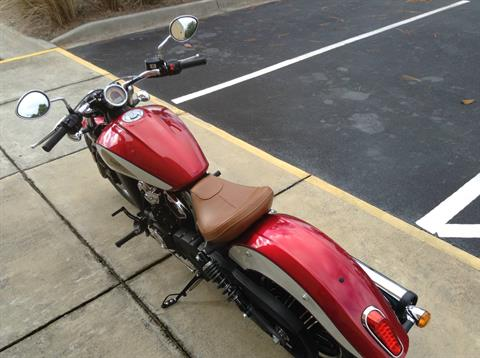 2019 Indian SCOUT ABS  ICON SERIES in Panama City Beach, Florida - Photo 11