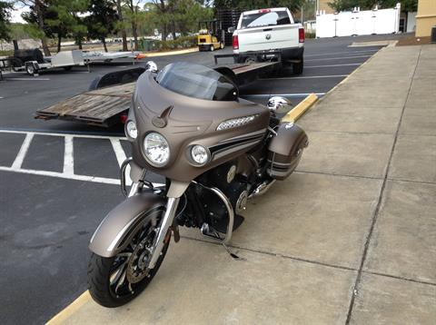 2018 Indian CHIEFTAIN LIMITED in Panama City Beach, Florida - Photo 5