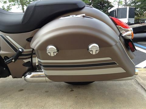 2018 Indian CHIEFTAIN LIMITED in Panama City Beach, Florida - Photo 6