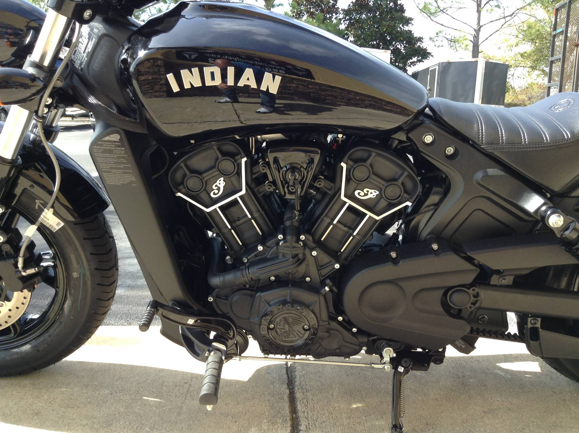 2020 Indian SCOUT BOBBER 60 in Panama City Beach, Florida - Photo 10