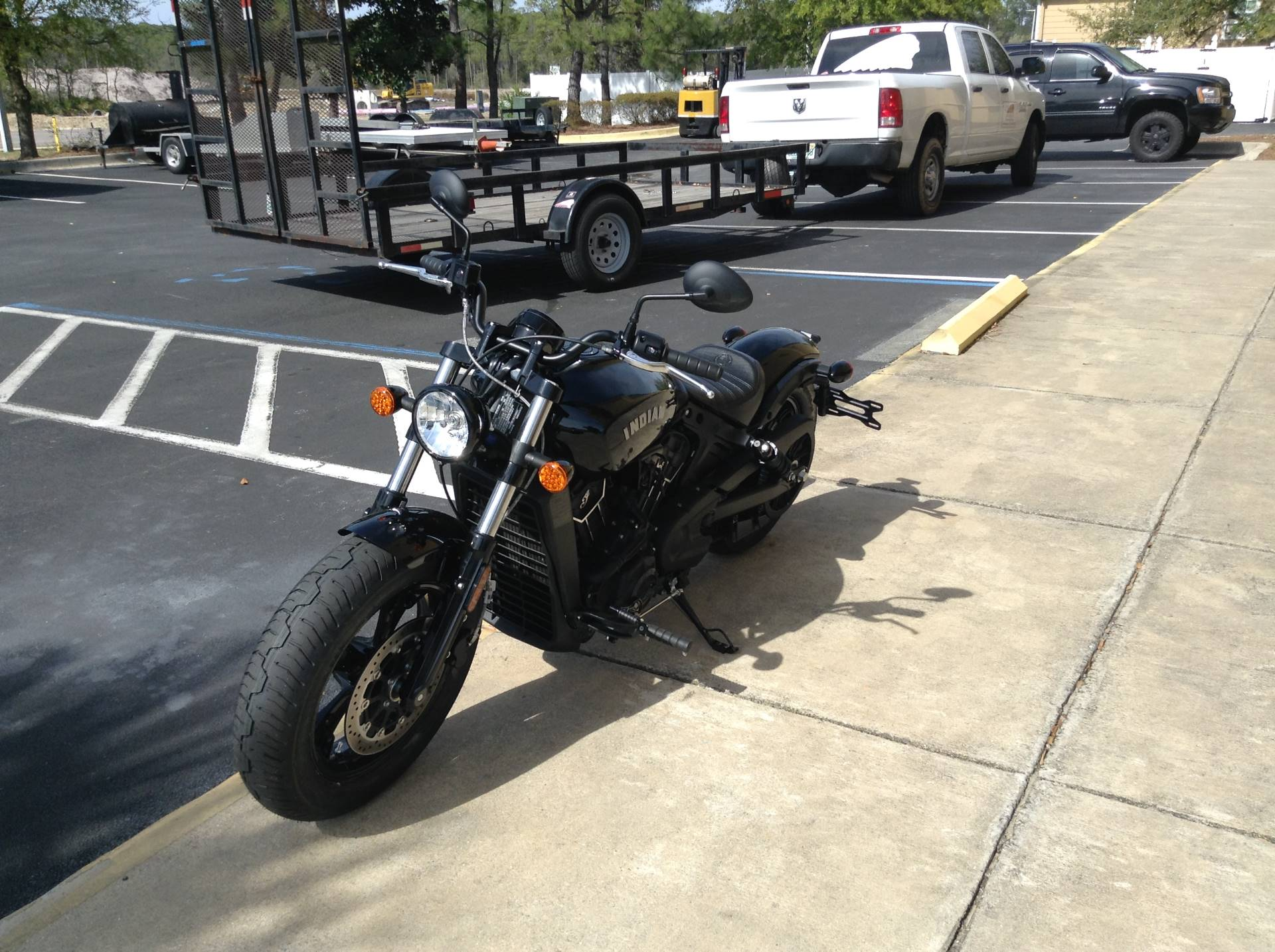 2020 Indian SCOUT BOBBER 60 in Panama City Beach, Florida - Photo 12